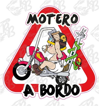 MOTERO BEBE CUSTOM A BORDO