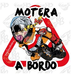 MOTERA RACING MARC A BORDO