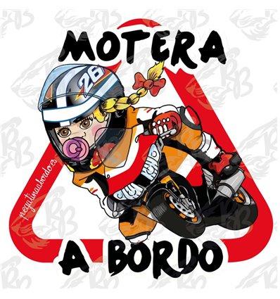 MOTERA RACING PEDROSA A BORDO