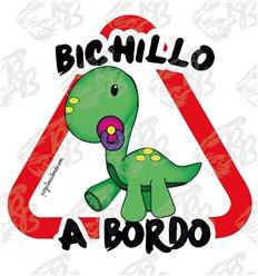 BICHILLO DINOSAURIO A BORDO