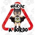 HEROE A BORDO-BATMAN