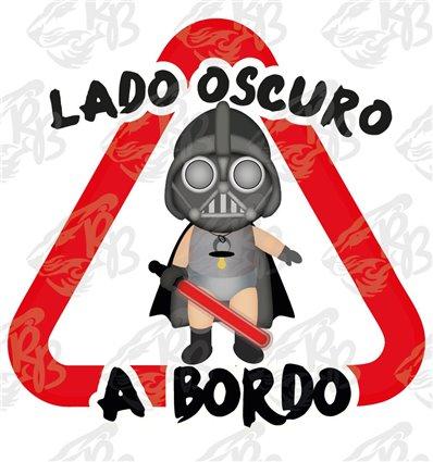 LADO OSCURO A BORDO-DARTH VADER