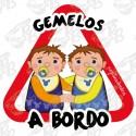 GEMELOS A BORDO