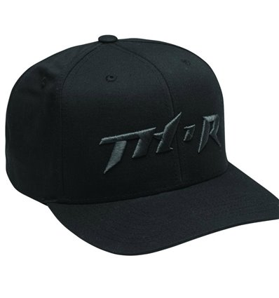 GORRA S6 OMIT SNAP BLACK