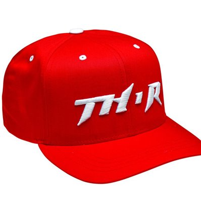 GORRA S6 OMIT SNAP RED