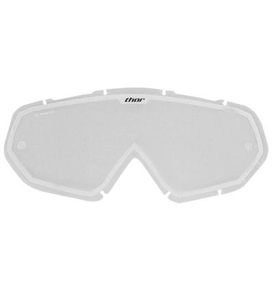 LENTES THOR YOUTH CLEAR WHITE