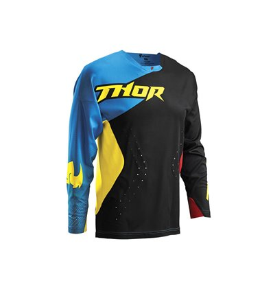 CAMISETA S6 CORE AIR BK/MULT