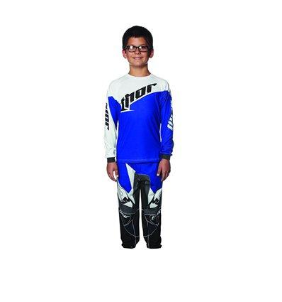 PIJAMA S6 YOUTH BOY BLUE