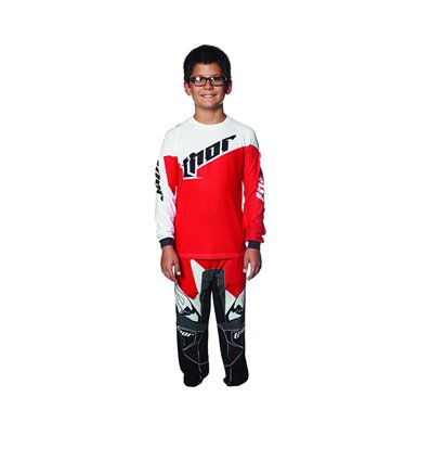 PIJAMA S6 TODDLER BOY RED