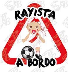 RAYISTA A BORDO
