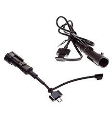 CABLE ADAPTADOR MICRO USB PARA CAJA DURA IMPERMEABLE