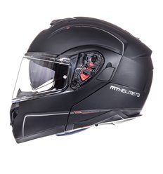Casco MT Helmets Atom Solid Matt Black
