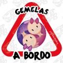 GEMELAS A BORDO