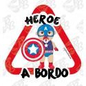 Héroe a bordo
