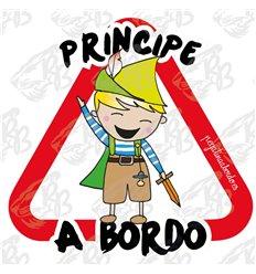 PRINCIPE RUBIO A BORDO