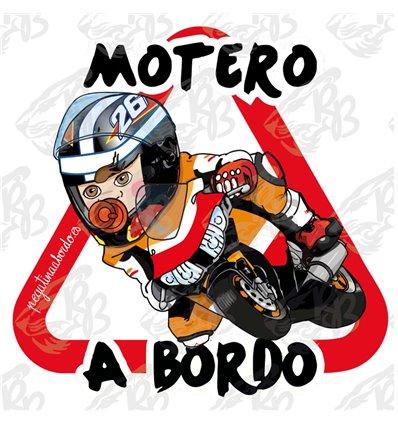 MOTERO RACING PEDROSA A BORDO