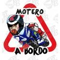 MOTERO RACING LORENZO A BORDO