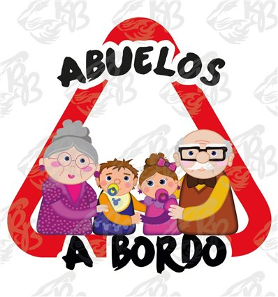 ABUELOS Y NIETOS A BORDO