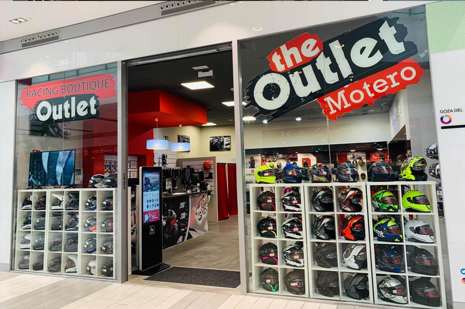 caliente De este modo Todopoderoso  Nuestras tiendas moteras - Racing Boutique