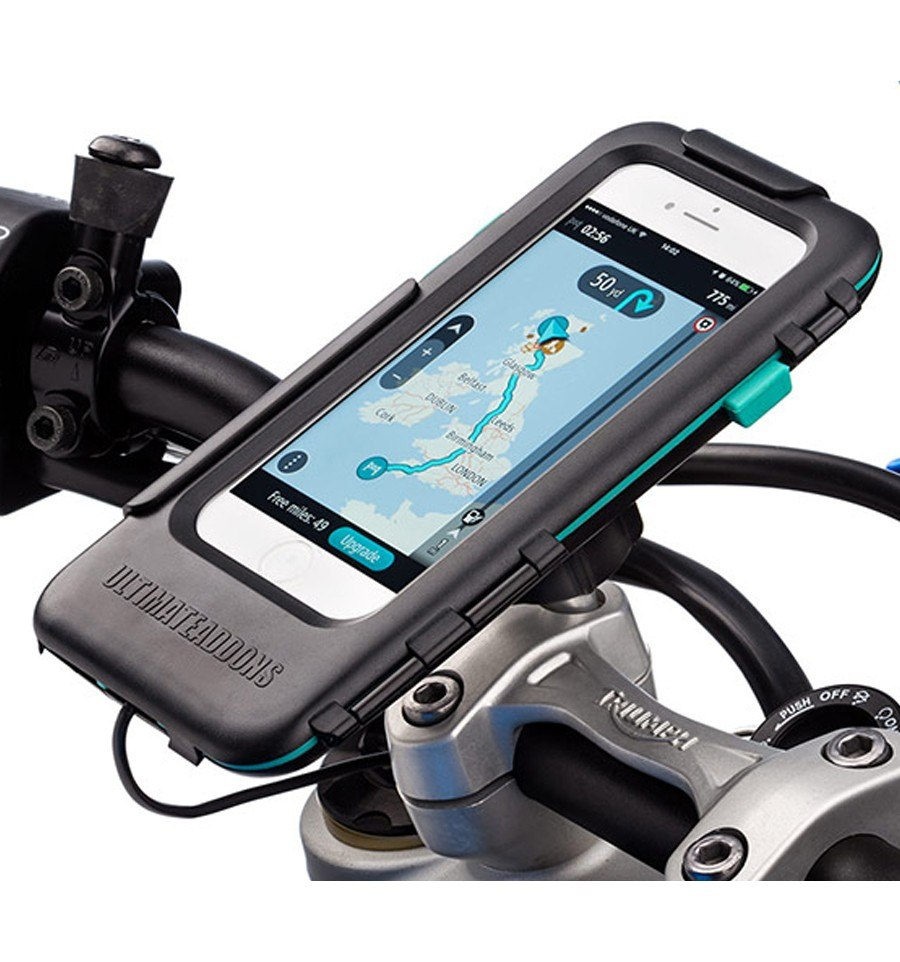 Carcasa de Iphone para la moto
